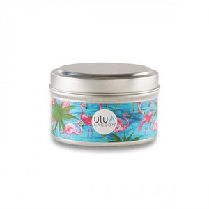 Ulu Lagoon 6 oz Miami Travel Tin (Coconut Surf Wax Scent)