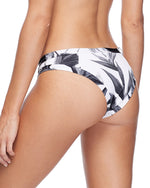 Body Glove Black & White Audrey Low-Rise Bikini Bottom - Black