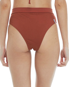 Body Glove Mindful Eco-Conscious Marlee Bikini Bottom - Spice