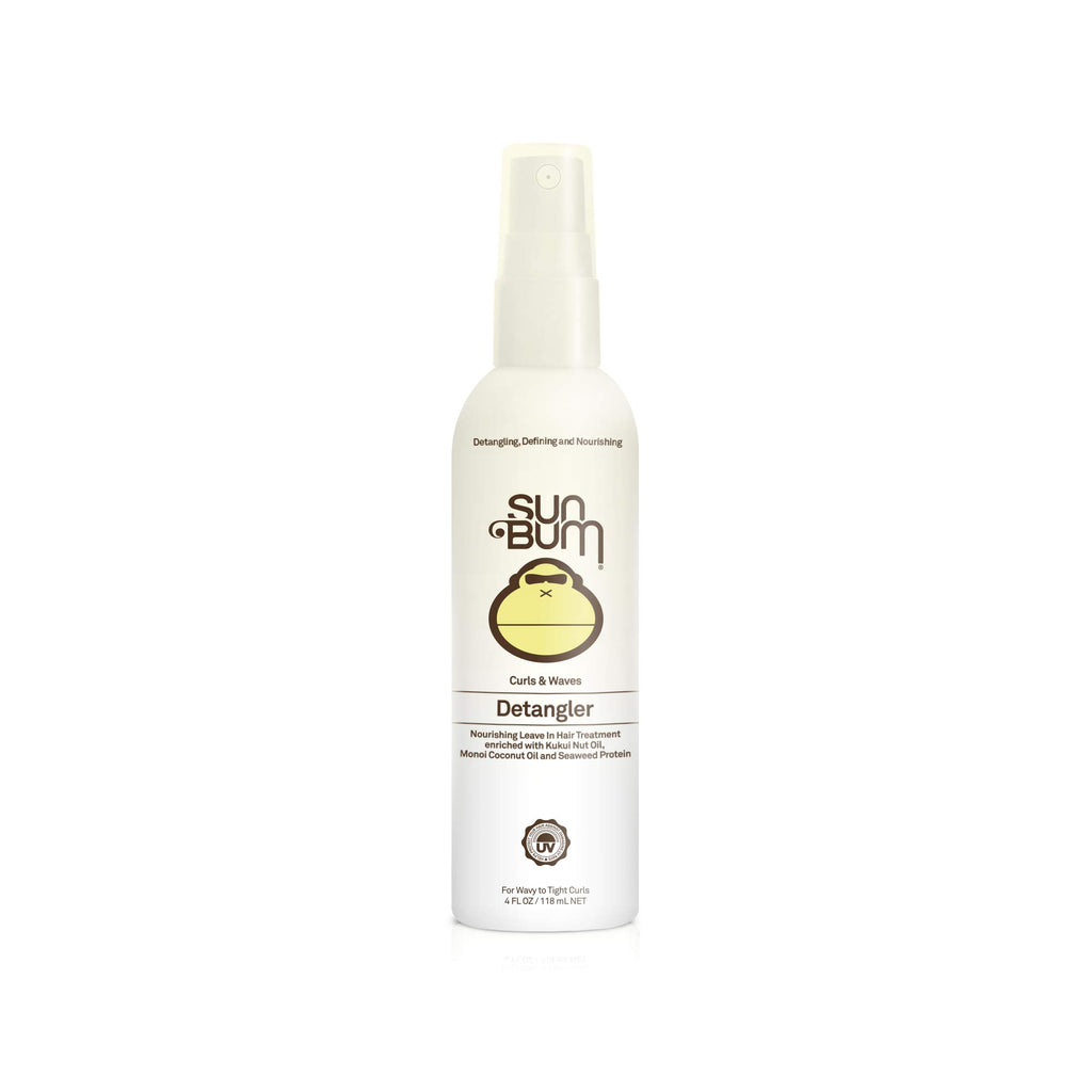 Sun Bum Curls & Waves / Detangler - 4 oz