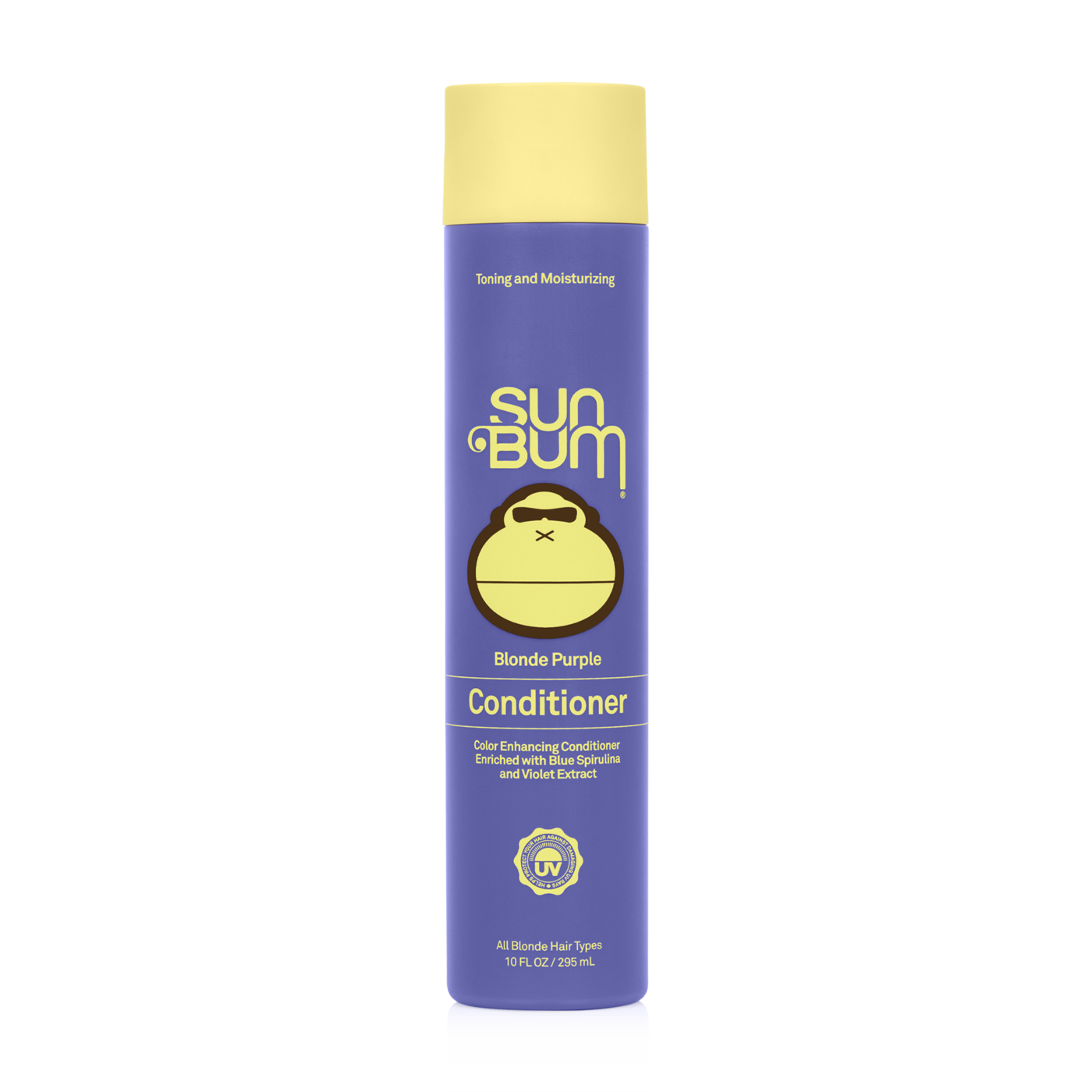 Sun Bum Purple Blonde Conditioner - 10oz