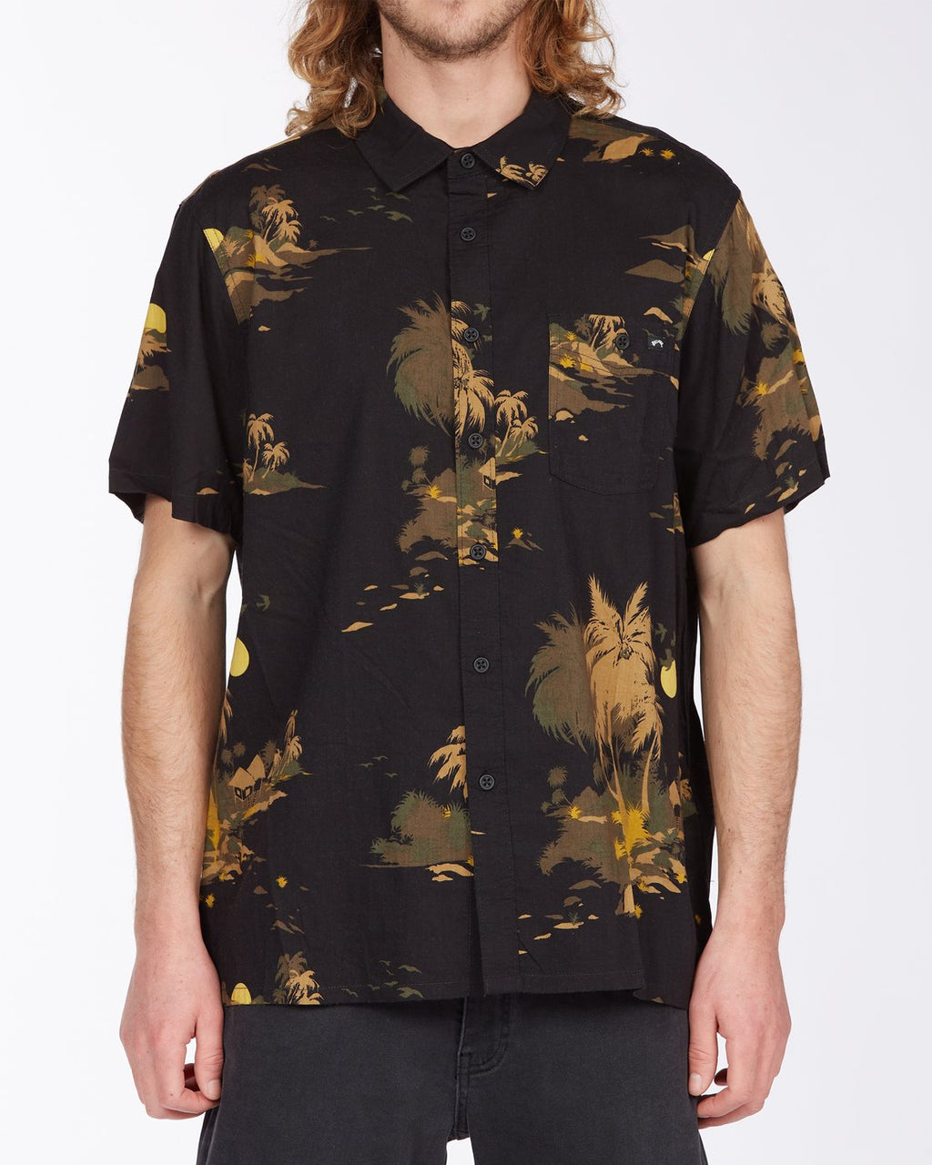 Billabong Trek Short Sleeve Shirt
