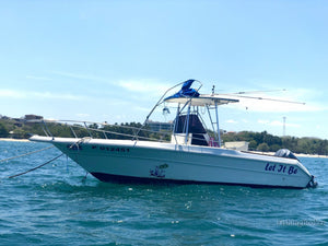 Sea Breeze Deep Sea Fishing & Adventures