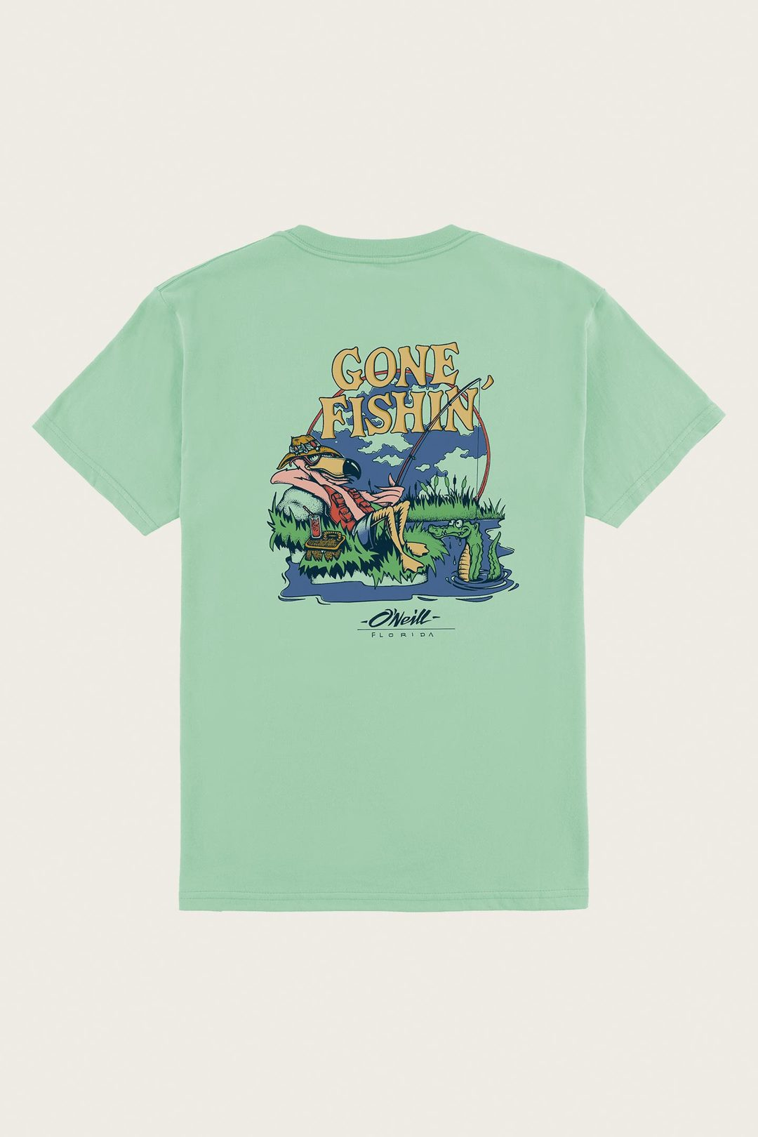 O'Neill Gone Fishin Tee