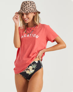 Billabong Vacation Vibrations T-Shirt