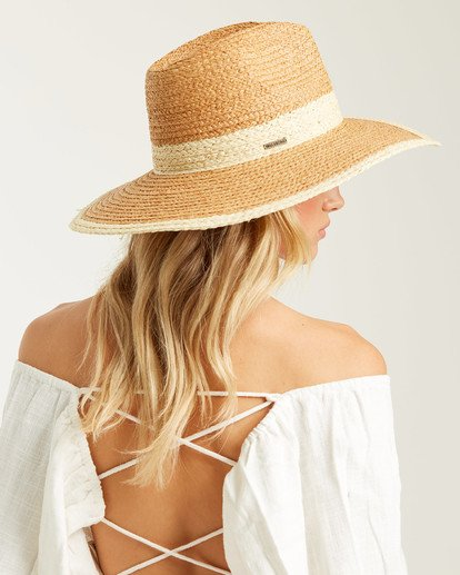 Billabong State of Mind Straw Hat
