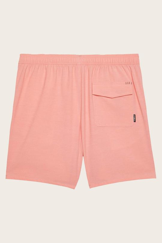 "O'Neill Solid 17"" Volley Boardshorts"