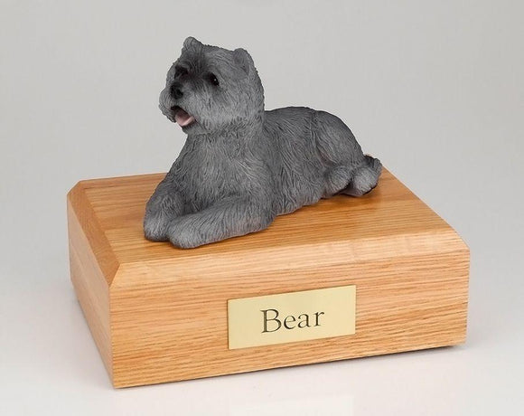 Cairn Terrier Figurine Dog Pet Urn