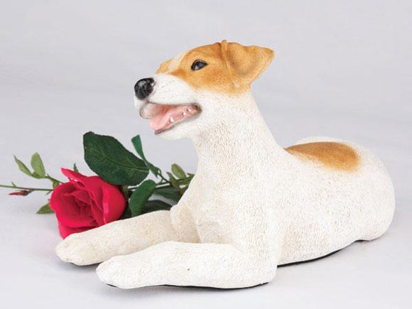 Companion Jack Russell Brown and White Dog Pet Urn