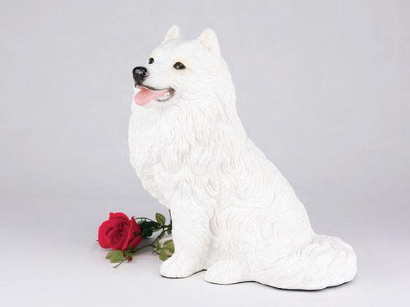 Companion Samoyed Dog Pet Urn