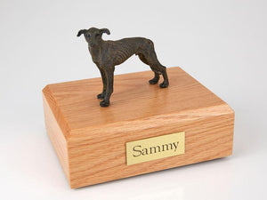Greyhound Brindle Figurine Dog Urn Ever My Pet