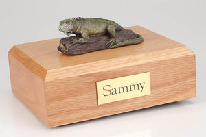 Lizard Pet Figurine Urn Ever My Pet