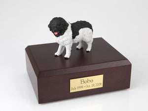 Landseer Dog Figurine Urn Ever My Pet