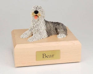 Old English Sheepdog Dog Figurine Urn Ever My Pet