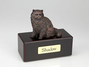 Persian Cat Economy Bronze Series Cat Pet Urn