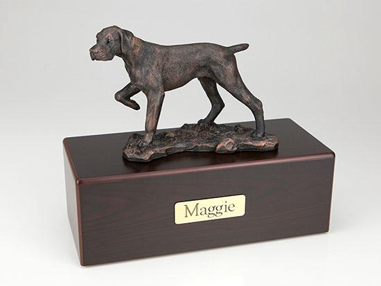 Pointer Economy Bronze Series Dog Pet Urn