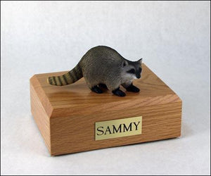 Raccoon Pet Figurine Urn Ever My Pet
