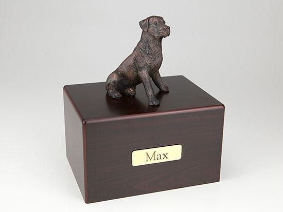 Rottweiler Economy Bronze Series Dog Pet Urn