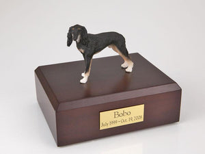 Saluki Dog Figurine Cremation Urn Ever My Pet