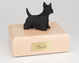 Scottish Terrier Dog Figurine Urn Ever My Pet
