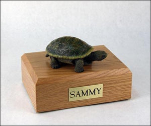 Turtle Pet Figurine Cremation Urn Ever My Pet