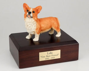 Welsh Corgi Dog Figurine Urn Ever My Pet