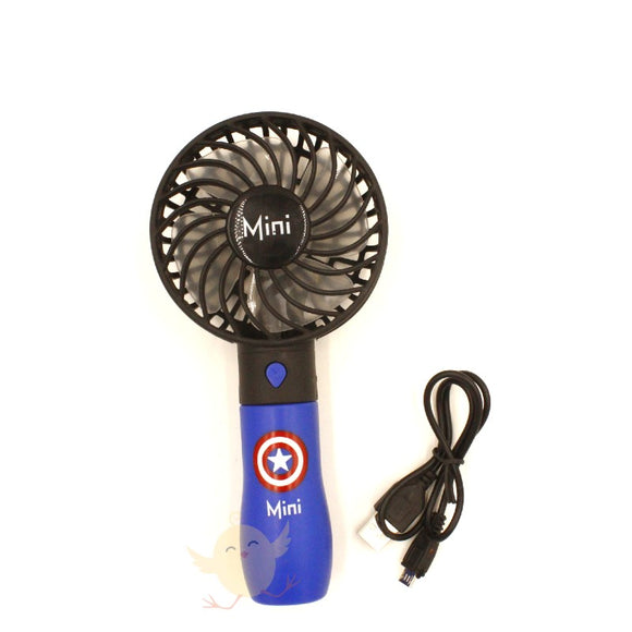 FAN USB Mini Hand Held Rechargeable