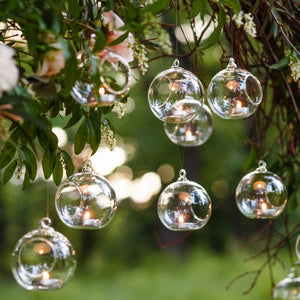 Decoration 3 inches Glass Ball hanging