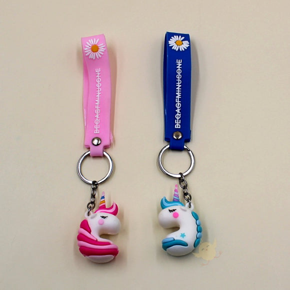 Key Chain Unicorn - Basics.Pk