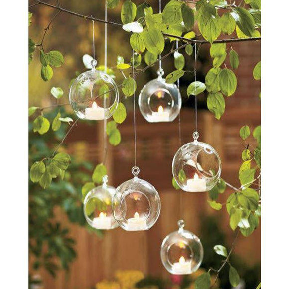 Decoration 4 inches Glass Ball hanging
