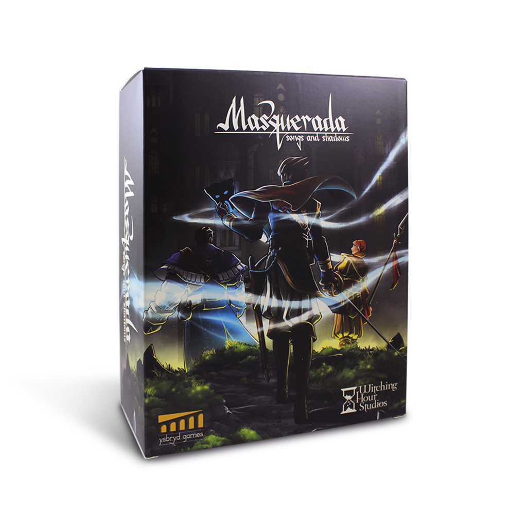 Masquerada Physical Box Set (Windows)