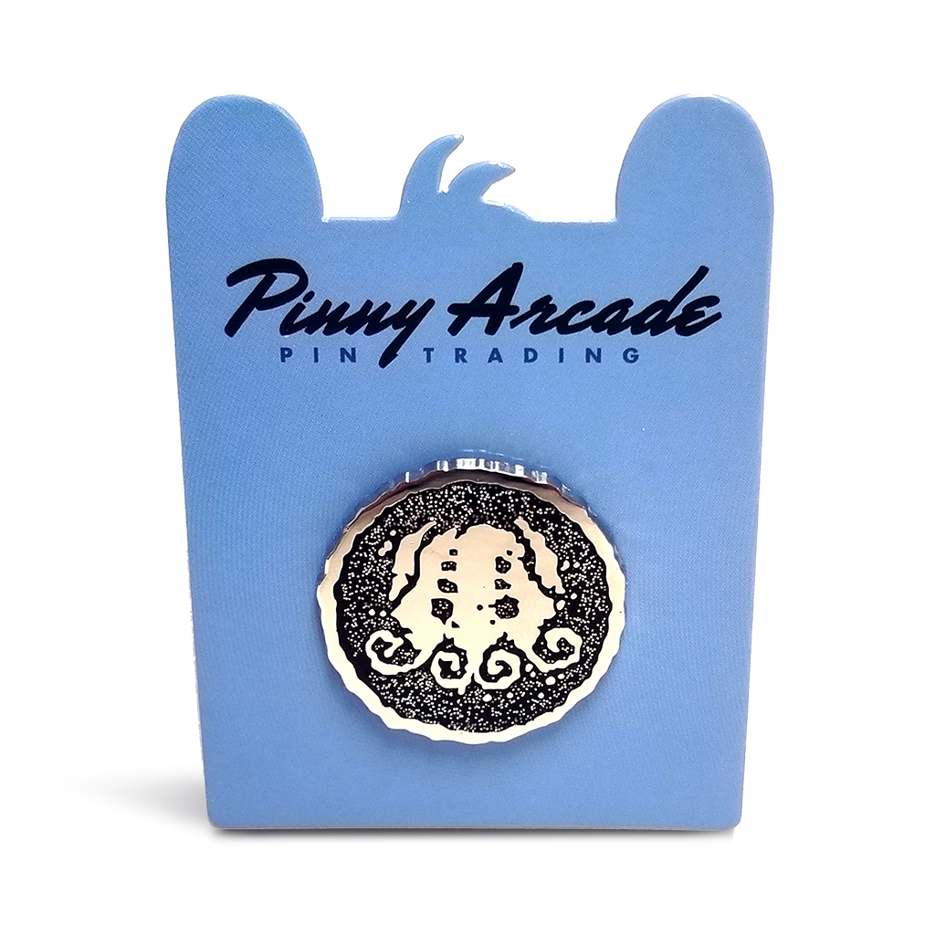OLD GOD (Pinny Arcade Pin)