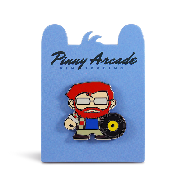 Alex (Pinny Arcade Pin)