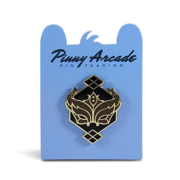 The Heart (Pinny Arcade Pin)