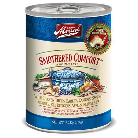 Merrick Smothered Comfort Homestyle Canned Dog Food