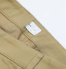 Boys Straight Leg Pants (Slim Fit) - Khaki