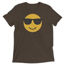 Load image into Gallery viewer, Men's sunglasses emoji t-shirt