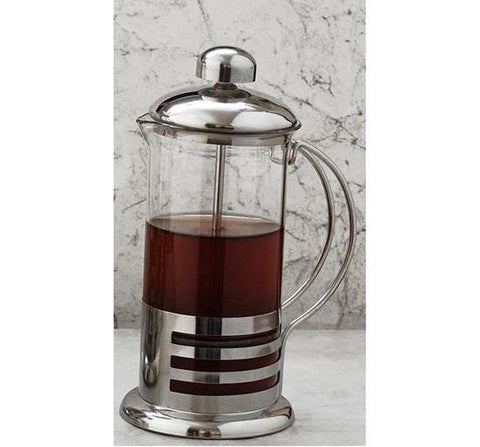 Stainless Steel Coffee/Tea Press Pot 12, 24 or 36 oz capacity