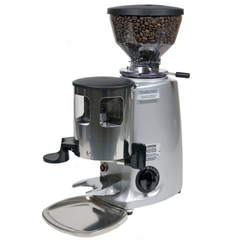 Mazzer Mini Doser & Timer Short Hopper Coffee Grinder 2811