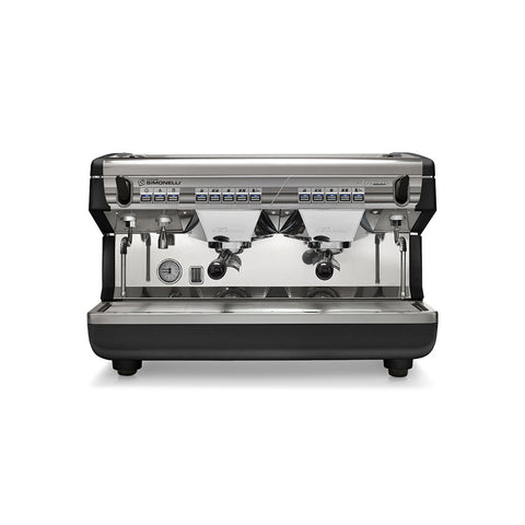 Nuova Simonelli Appia II 2 or 3 Group Volumetric Commercial Espresso Machine