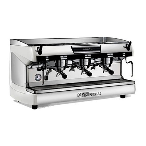 Nuova Simonelli Aurelia II Semiautomatic 2 or 3 Group Commercial Espresso Machine