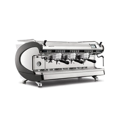 Nuova Simonelli Aurelia Wave Digit 2 or 3 Group Black Commercial Espresso Machine