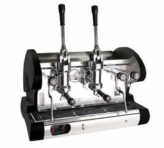 La Pavoni 2 Group Lever Commercial Espresso Machine (BAR 2L)