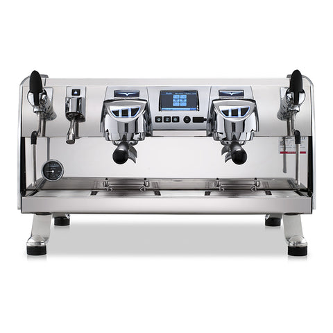 Victoria Arduino VA388 Commercial 2 or 3 Group Black Gravimetric Espresso Machine