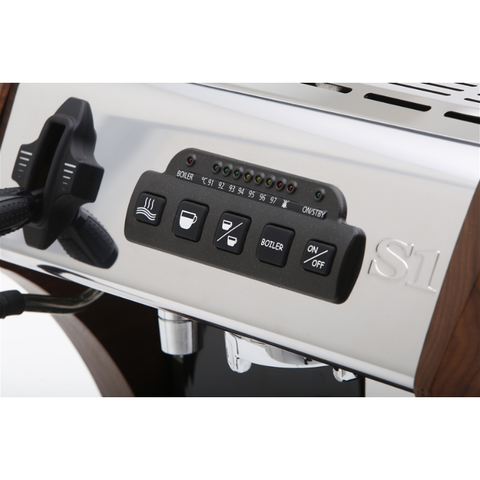 La Spaziale S1 Mini Vivaldi II Home Espresso Machine