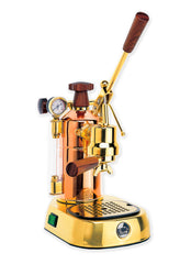 La Pavoni Home or Professional Lever Espresso Machine (PB-16)