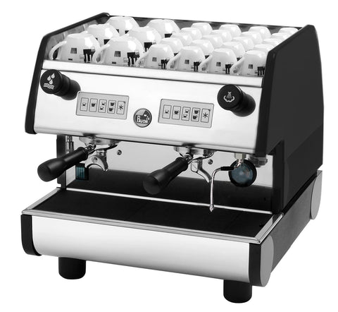 La Pavoni 2 Group Commercial Volumetric Espresso Machine (PUB 2V)