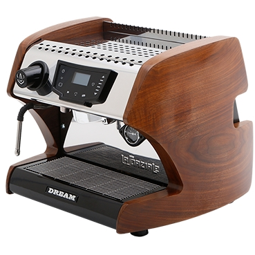 La Spaziale Dream Espresso Machine - Black or Red