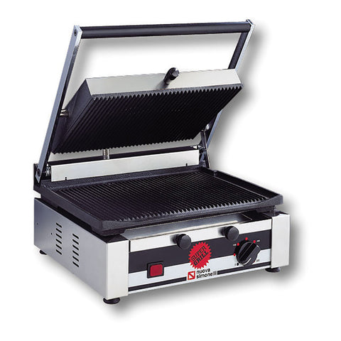 Nuova Simonelli Single or Double Press Panini Grill