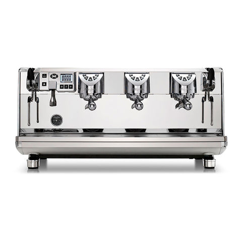 Victoria Arduino VA358 White Volumetric T3 Commercial Espresso Machine